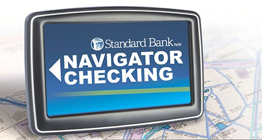Navigator Checking at Standard Bank